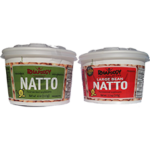 Natto made by Rhapsody Natural Foods